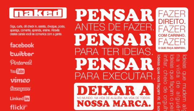 NAKED BRASIL